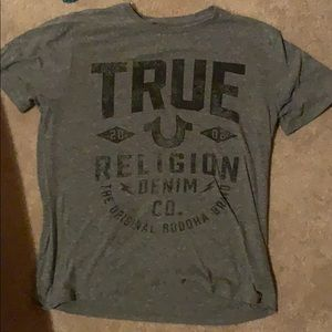 Men's Trie Religion shirt